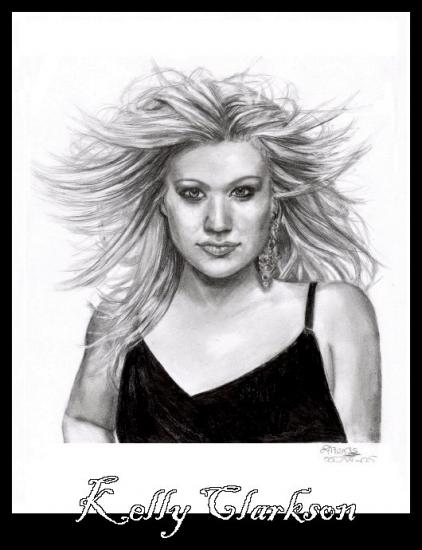 Kelly Clarkson par sas